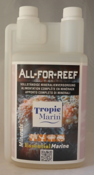 Tropic Marin ALL FOR REEF  500 ml Flasche