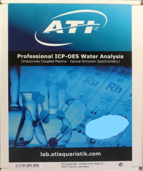 ATI 3 er Set ICP-OES Water Analysis